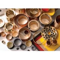 Buy cheap High Strength Alloy Standards Inch Metric Wrapped Bronze Bearings product