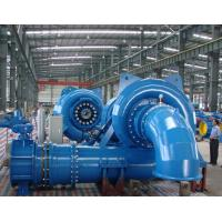 Buy cheap Small hydro Turbine and Water Turbine Electrical Generator For Hydro Power Plant from wholesalers