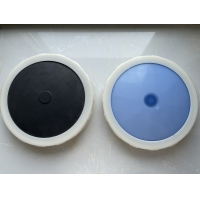 Buy cheap EPDM / Silicone Membrane Fine Bubble Disc Diffuser For Aeration Water Treatment product