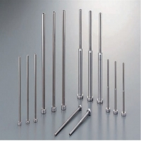 Buy cheap Plastic Mold Parts SKD61 Hearden Ejector Pins And Sleeves product