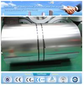 Buy cheap a qualidade principal de 0.16mm*1200mm galvanizou a bobina de aço product