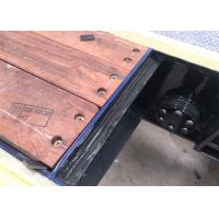 Buy cheap Merbau Semi Trailer Spare Parts Timber Floor 3-5mm Thickness For Truck product