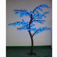China 1.5M LED Blossom Trees Outdoor Lights for Garden Decoration on sale