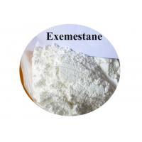 Quality Positive Oral Estrogen Steroids Powder Exemestane Aromasin for Breast Cancer Treatment for sale