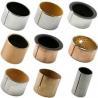 Buy cheap 70N/mm² Wear Resistant Steel Backed PTFE Lined Bushings from wholesalers