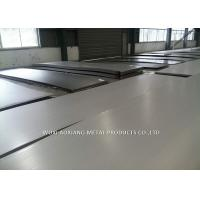 China Customized 300 Series Hot Rolled Stainless Steel Plate 321 Different Finish wholesale