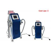 China Laser Lipo Cavitation Cryolipolysis Velashape RF Multifunctions Body Slimming Equipment on sale