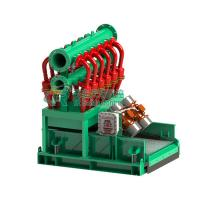 Buy cheap Oil and Gas Exploration Solids Control Equipment Hydrocyclone Desilter with Good Separation Effect product