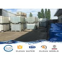 BV / ISO Organic Silicon Defoamer Chemical , Defoaming Agents PH 6.5~8.5