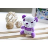 China Washable Dog Toy Box Baby Panda Series With Squeaker on sale