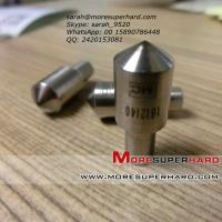 Buy cheap Vickers Rockwell Diamond Indenter, Hardness Tester sarah@moresuperhard.com product