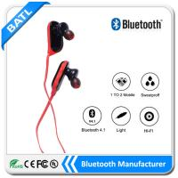 China BATL BH-M62 comfortable wearing bluetooth stereo headphones for walking on sale