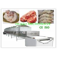 Buy cheap Chicken Mutton Beef Industrial Defrosting Equipment Food Grade Stainless Steel product