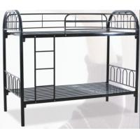 Buy cheap Single Bunk Metal Bed product