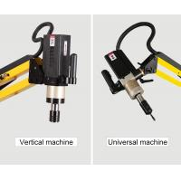 Buy cheap Rapid Positioning Electric Tapping Machine Durable For Metal Materials / Lead product