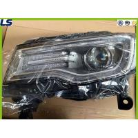 China Jeep Grand Cherokee ABS Plastic Head light Head Lamp 2014 up on sale