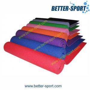 Buy cheap yoga mat, rubber yoga mat, nbr yoga mat, pvc yoga mat product