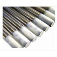Buy cheap White Pure Tungsten Electrodes , Copper Welding Electrode 150mm 175mm Length product