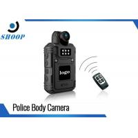 Buy cheap HD 360 Degree Rotation Body Camera Recorder 64GB Memory 6 IR Light for Police product