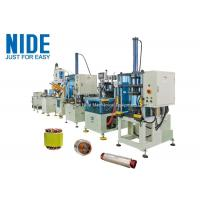 Buy cheap High Precision Motor Production Line Automatic Stator Manufacturing Machine product