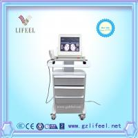 Buy cheap 2016 High-Intensity Focused Ultrasound ultrasonic skin tightening wrinkle removal HIFU Machine from wholesalers