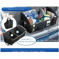 Buy cheap Storage bag / Organizer - Multifunctional Foldable Car Organizer from wholesalers