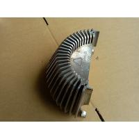 Buy cheap Metal Precision CNC Machining Services Electrical Equipment Radiator / Heat Sink product