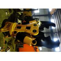 Buy cheap Cat Pillar 330 Hydraulic Shears For Excavator 80mm Thick Hardox450 2200 Kg product