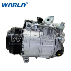 Buy cheap A0032309011 447280-7983 A0008306300 Auto AC Compressor For Mercedes Benz Sprinter 3.5-T Coach (B906) 7SBU17C 110MM product