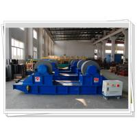 Buy cheap 400ton Heavy Duty Conventional Welding Rotator / Vessel Turning Rolls product