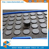 Buy cheap Diamondwk 1913  PDC cutter Insert/spherical pdc cutter for oil drilling and coal mining product