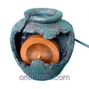 Buy cheap Broken Jar Tabletop Fountain product