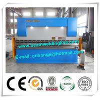 Buy cheap E21 NC 2500mm Sheet Metal Hydraulic Press Brake For WC67Y 160T Steel Plate product