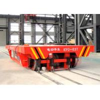 Buy cheap 25t Electric power DC motor heavy material foundry plant rail car product
