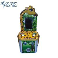 Buy cheap Coin Pusher Lovely Kids Giraffe Redemption Arcade Game Machine 70W product