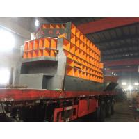 Buy cheap Color Customized Shear Height 300mm Automatic Scrap Metal Shear Machine WS-630 from wholesalers