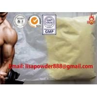 Buy cheap Yellow Methyl Trenbolone Enanthate Powder Steroids to Increase Muscle and Appetite product