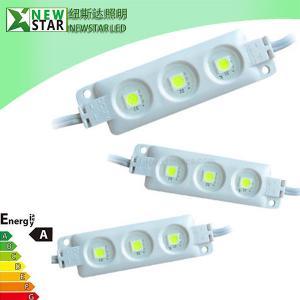 China 3leds Dc 12v SMD 5050 Waterproof LED Module Light, LED Signs display wholesale