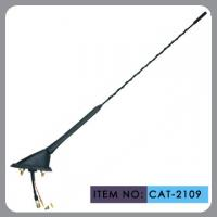 Buy cheap Black Electric Car Antenna Two Screws For Volkswagen Antenna / Universal product