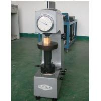Buy cheap Automatic Pointer Rubber Testing Equipment , Brinell Vickers Rockwell Hardness Testing Machine product