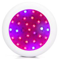 Buy cheap Full Spectrum 90w Ufo Grow Light 45mil 3w For Cannabis Hydroponic Grow Tent Horticultural product
