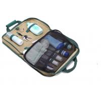 Buy cheap Portable Promotional Toiletry Bag , Water Resistant Hanging Makeup Bag product