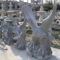 Buy cheap Eagle Limestone Carving product