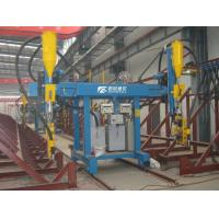 Buy cheap Motorized H-beam Production Line Electrical Steel Gantry Welding Machine product