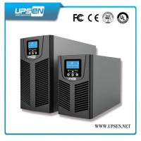 Buy cheap 24VDC to 220VAC Uninterrupted Power Supply , Solar Online UPS Power with PV Input product