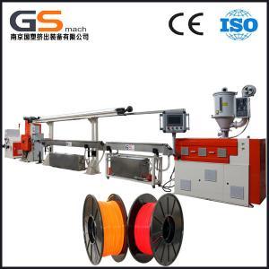 Buy cheap máquina de alta qualidade da extrusão do filamento product