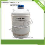 Buy cheap TianChi Liquid nitrogen container / tank 15L Aviation aluminum color  manufacturers product