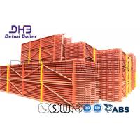 Buy cheap Alloy Tubular Economiser Coil Dimensional Stable Bare Type Design product