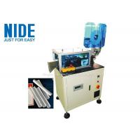Buy cheap Motor Armature And Stator Slot Insulation Paper Wedge Inserting Machine 220V 60Hz product