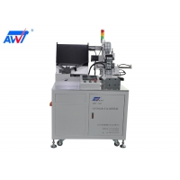 Buy cheap 18650 Lithium Battery Cell Sorting Machine Insulation Paper Sticking Machine product